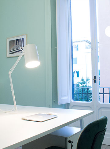 Coworking and meeting space in the heart of Rome